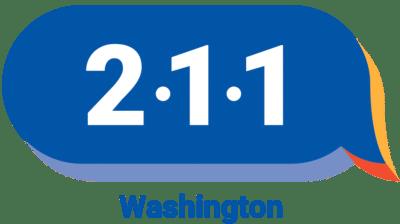 Washington 211 logo