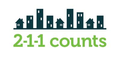 2-1-1 Counts Logo - Washington 211